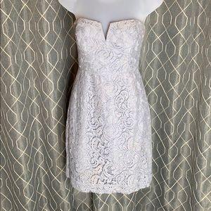 JCrew Lace Cocktail Dress